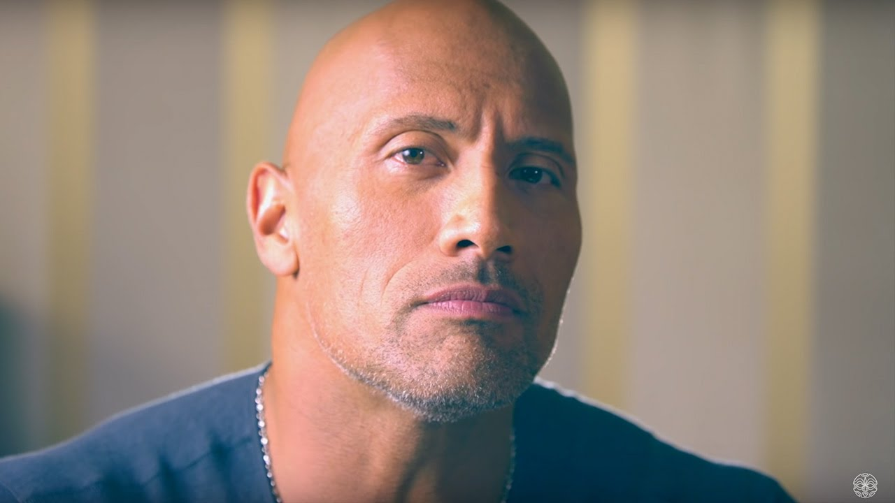 The Rock announces YouTube channel with epic trailer