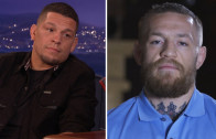 Conor McGregor Calls Out Nate Diaz on Conan