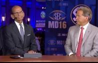 Nick Saban & Paul Finebaum argue over Cam Robinson discipline
