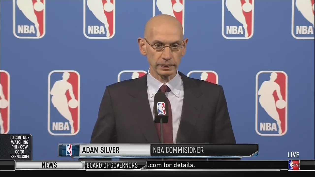 Adam Silver Addresses the Rule Changes to