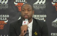 Chicago Bulls introduce Dwyane Wade (Full Press Conference)