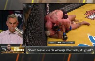 Daniel Cormier talks Brock Lesnar's positive test