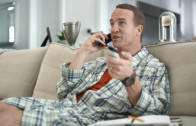 Peyton Manning has a lot of time on his hands in retirement
