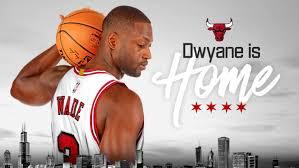 Dwyane Wade reminisces on his Chicago upbringing