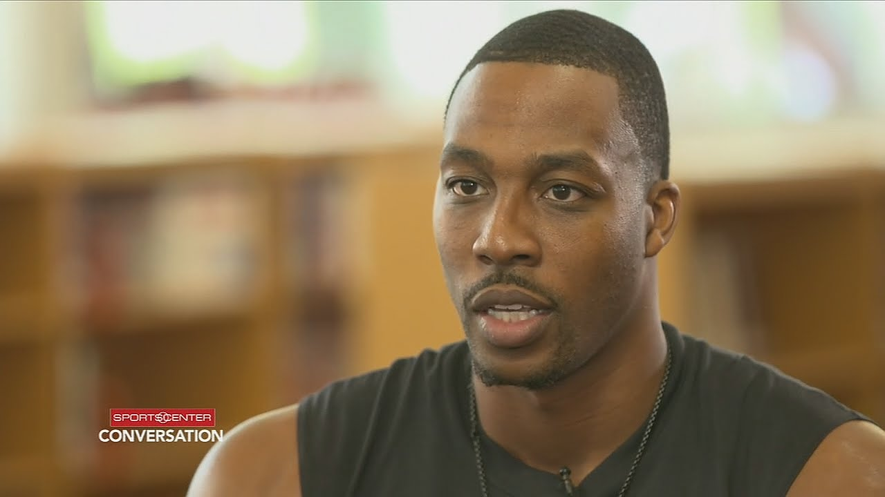 Dwight Howard addresses being called a