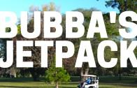 Golfer Bubba Watson Flies a Jetpack