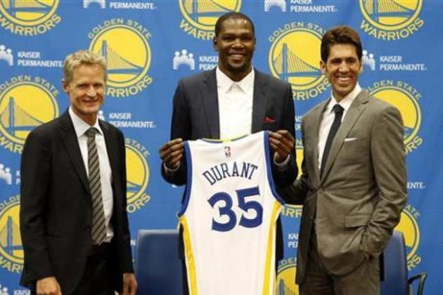 Fanatics View Words: What to Make of Kevin Durant's Declaration