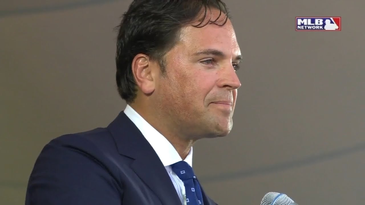 Mike Piazza 2016 Hall of Fame induction speech