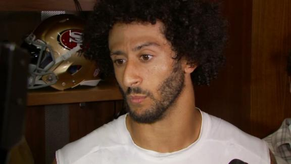 Colin Kaepernick explains his Anthem protest position (18 Min Interview)