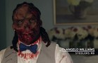 DeAngelo Williams has a Walking Dead wedding