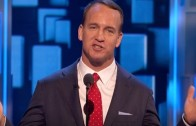 Peyton Manning throws shots at Tom Brady in Comedy Central roast