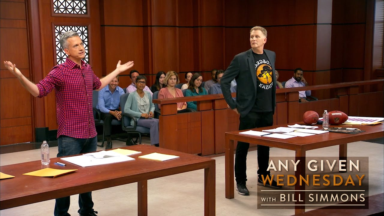 The Deflategate Trial - Simmons v. Rapaport with Judge Joe Brown