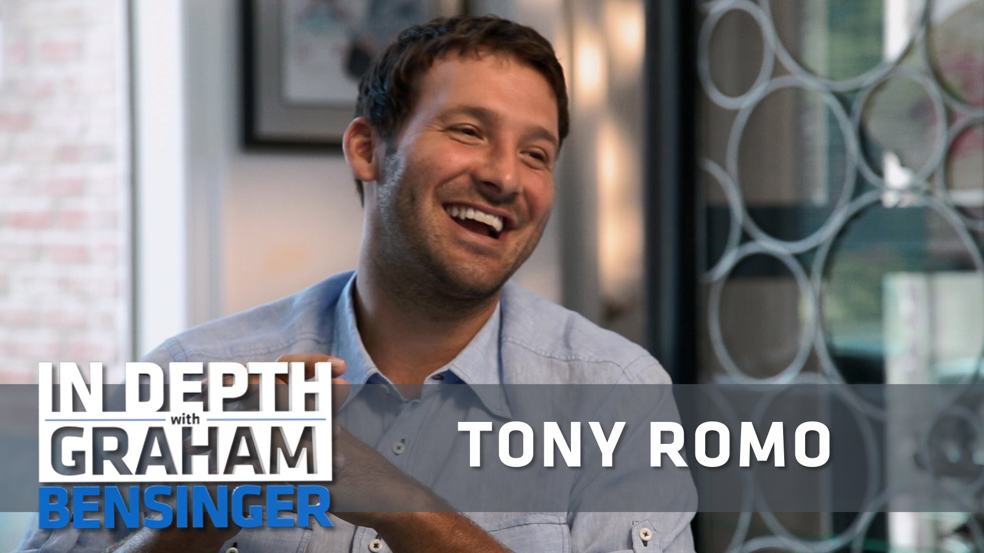 Tony Romo speaks on embarrassing his buddy in NCAA Football video game