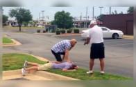 Tulsa golfer pulls gun on alleged thief of his golf clubs