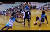 Zach LaVine murders another mans ankles in Seattle Pro-Am
