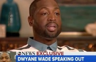 Dwyane Wade reacts to Donald Trump's tweet about his sisters murder
