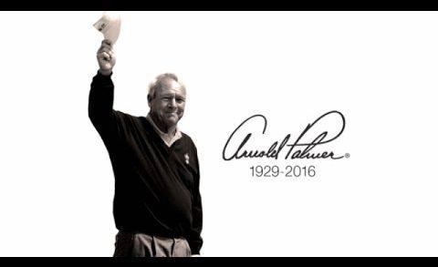 Arnold Palmer passes away at Age 87