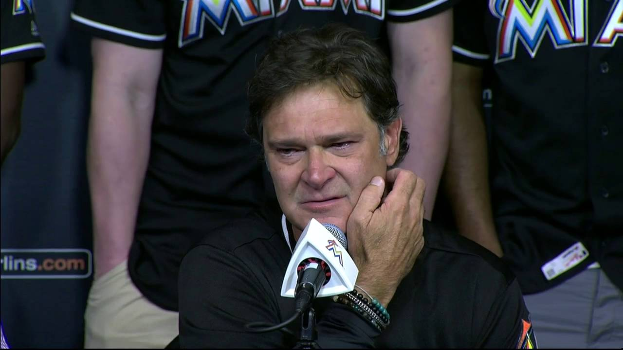 Don Mattingly reacts to death of Jose Fernandez