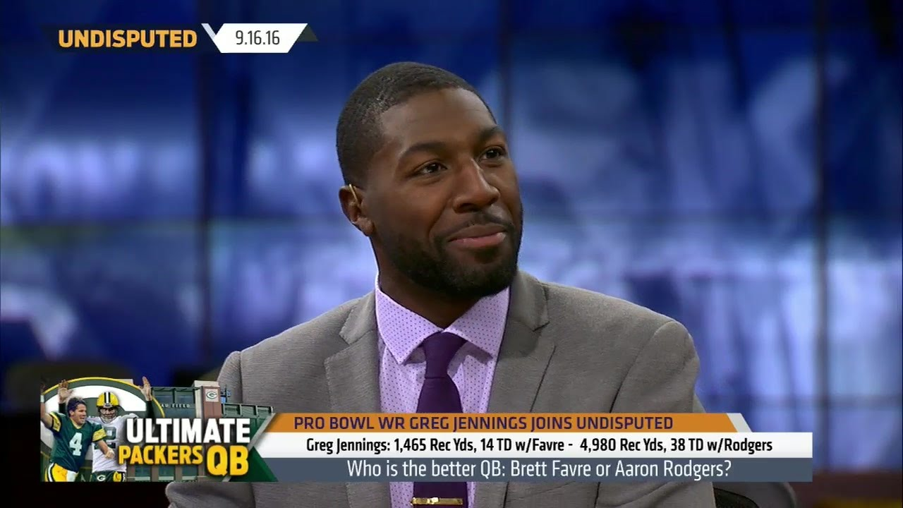 Greg Jennings decides who's better: Brett Favre or Aaron Rodgers?