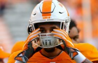 Jalen Hurd saves Tennessee Volunteers with fumble recovery TD