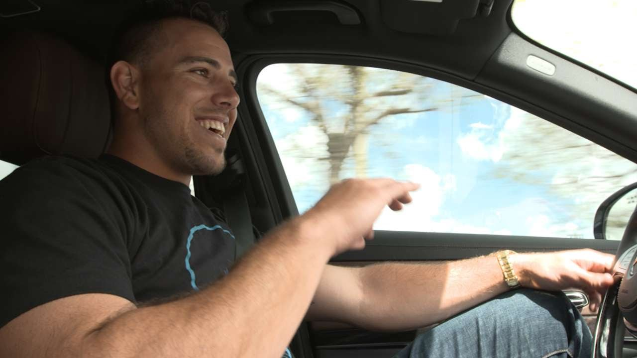 Jose Fernandez relives the thrill of his first car