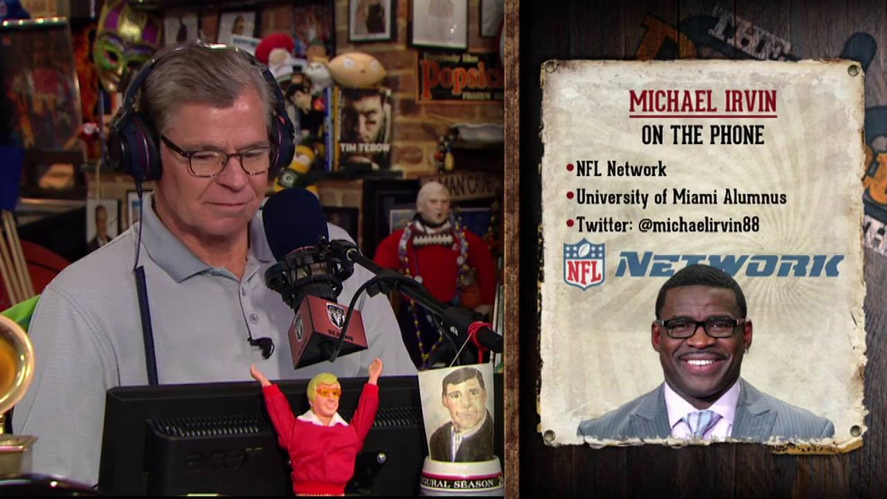 Michael Irvin talks Dak Prescott taking over as Cowboys QB
