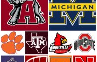 Fanatics View Top 10 College Football Rankings (Week 8)