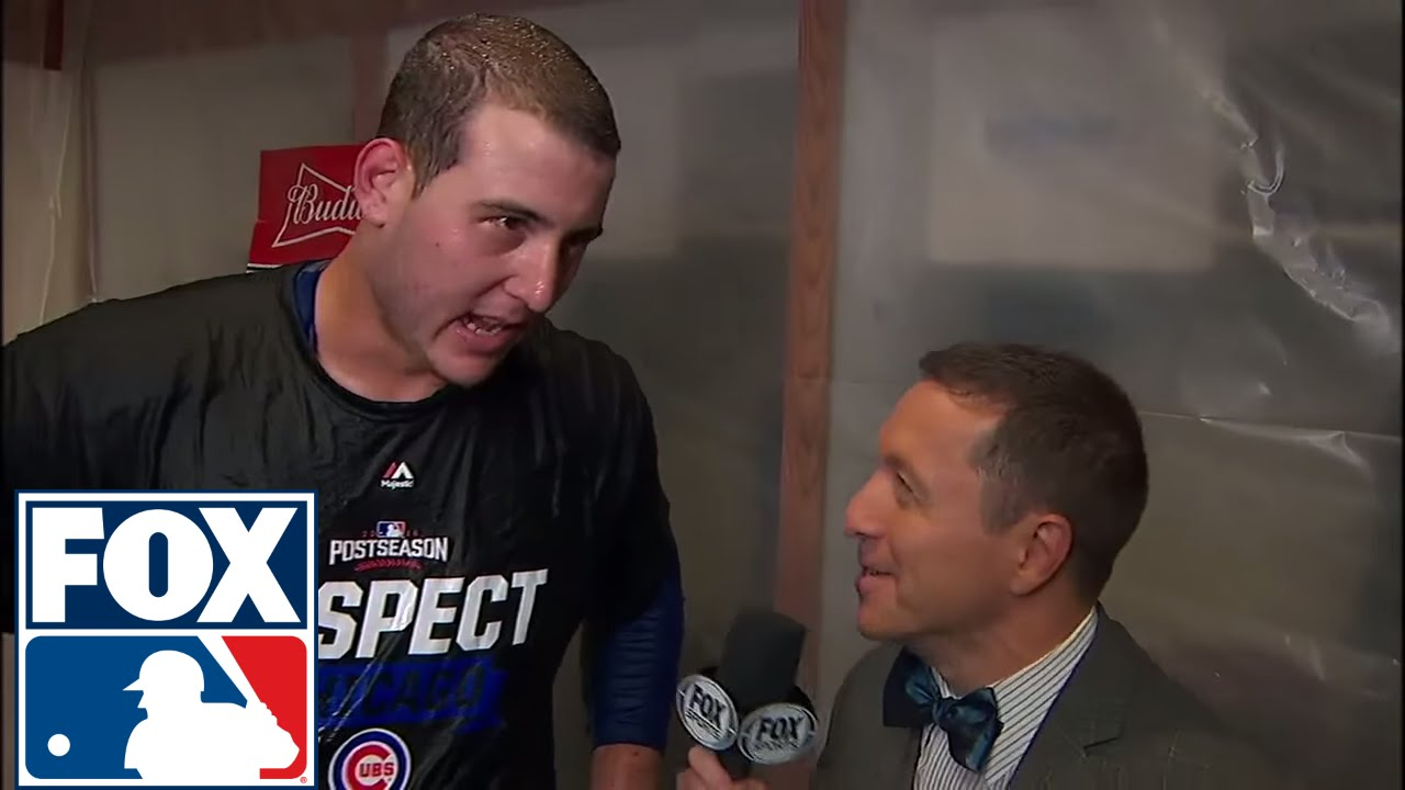 Anthony Rizzo says the Cubs never quit