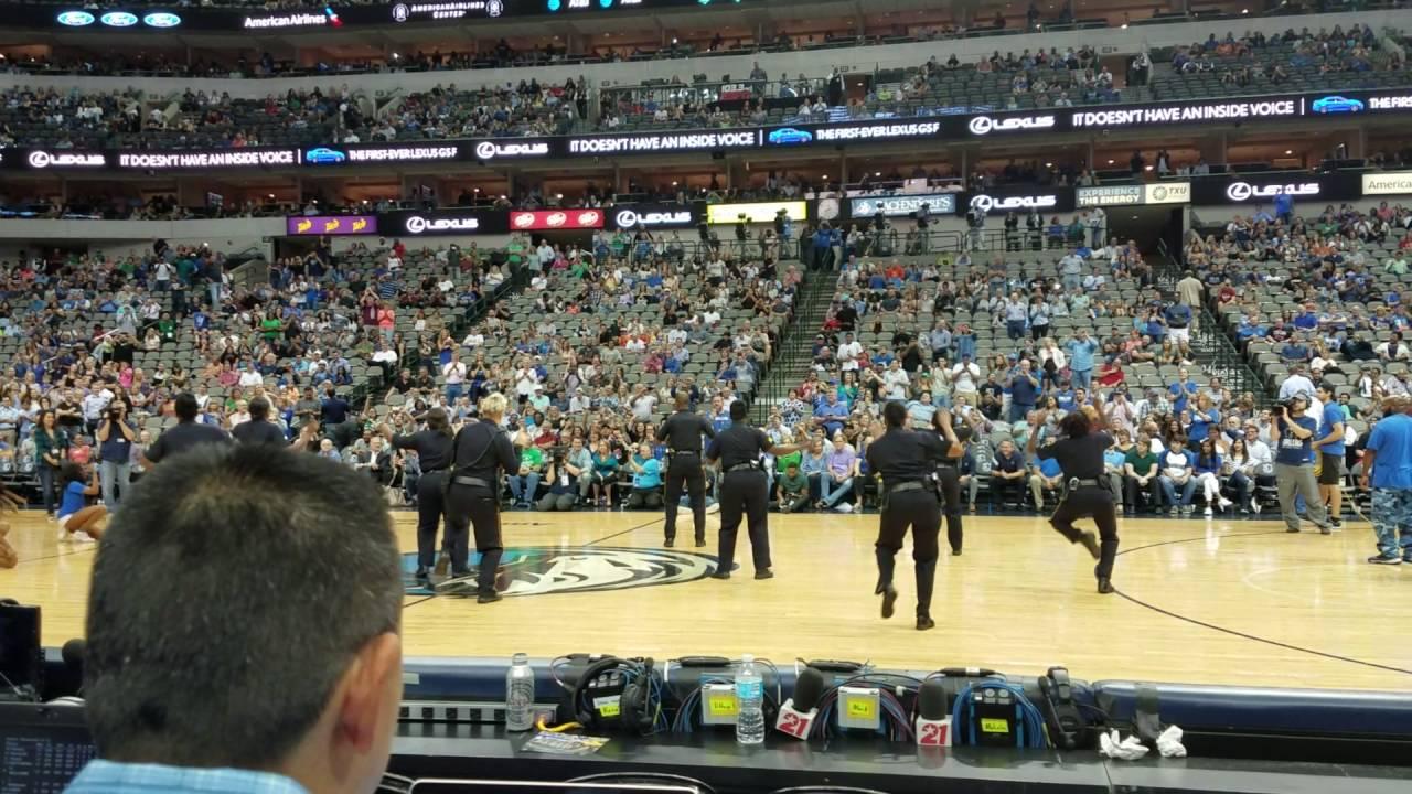Dallas Police dance to