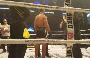 Fanatics View Live in Denver: Simon Marcus calls out Glory fighters after Glory 34 win