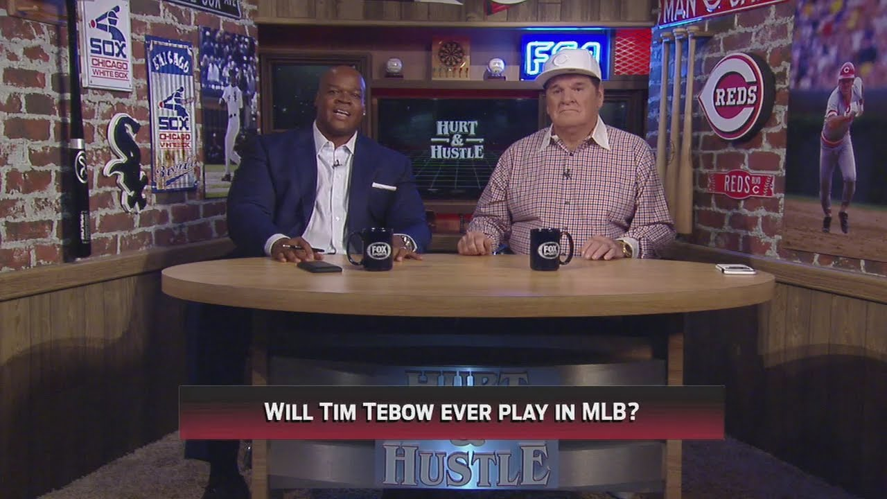 Frank Thomas says Tim Tebow will play in the MLB