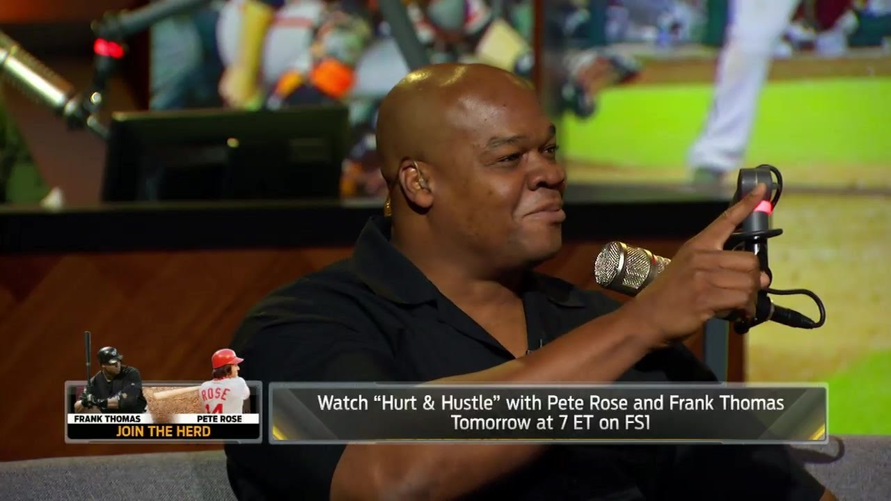 Frank Thomas thinks Tim Tebow is a better baseball player than football player