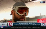 Indians ace Corey Kluber speaks on being ready for the World Series