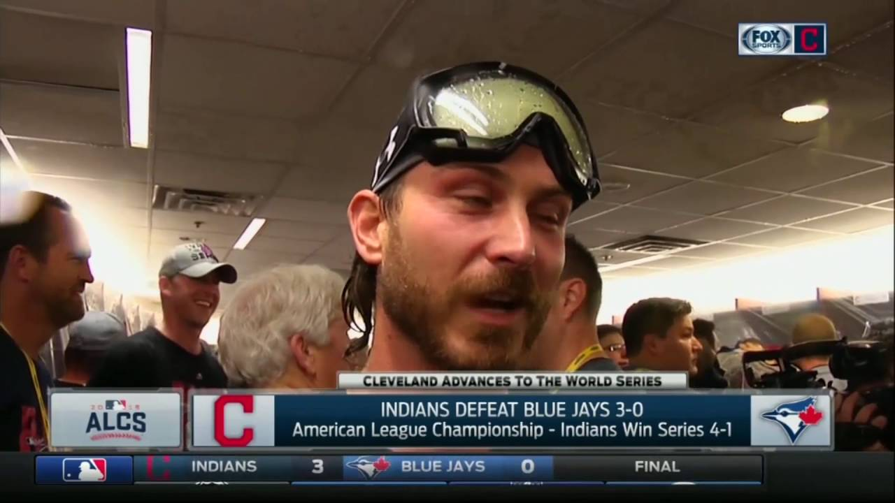 Indians' Josh Tomlin on what makes Texas boys pitch well in big games