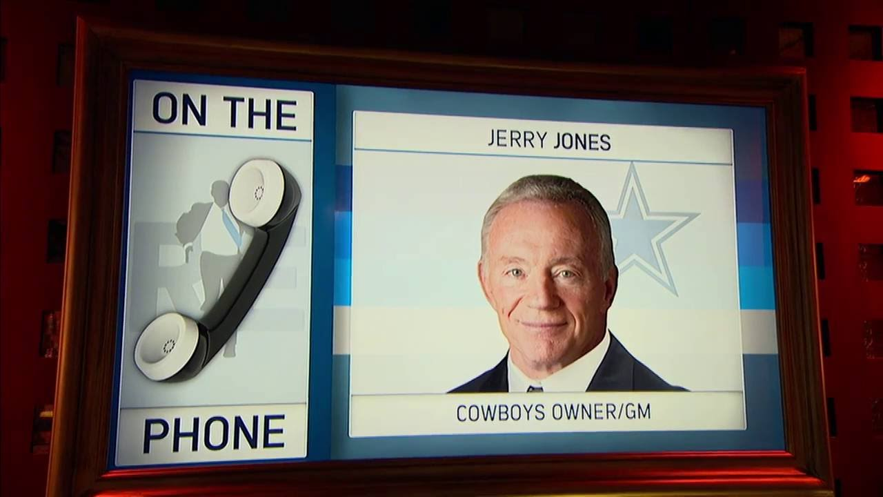 Jerry Jones says he still doesn't know what a catch is