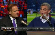 Les Miles talks about life after LSU with Colin Cowherd