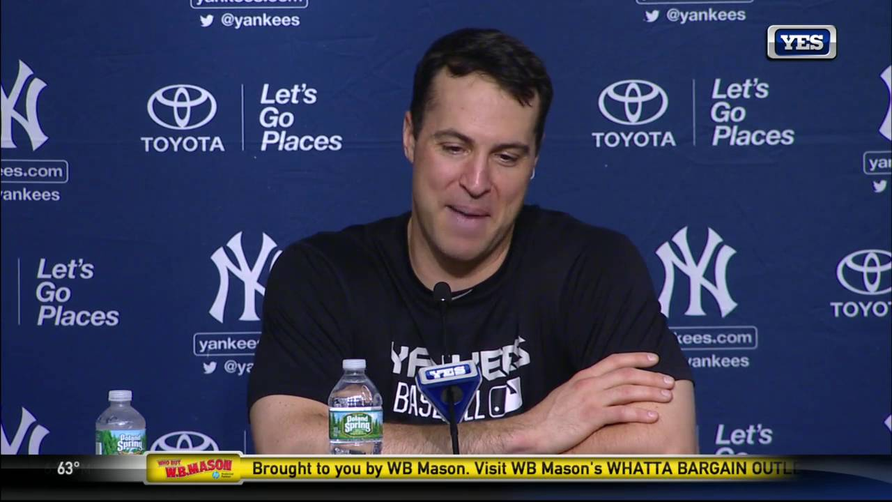 Mark Teixeira discusses his retirement from MLB