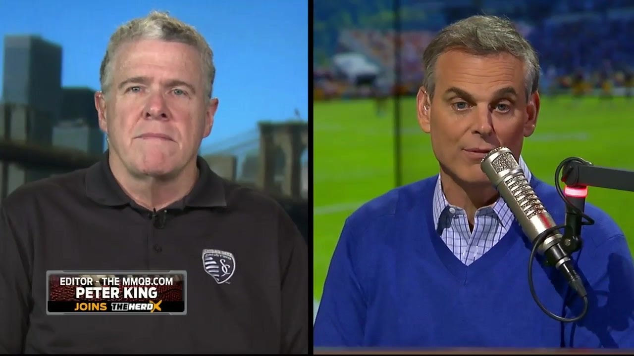 Peter King speculates about Jay Cutler's future with the Bears
