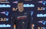 Rob Gronkowski speaks on his taunting penalty against the Bengals