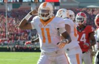 Tennessee beats Georgia on last second Hail Mary