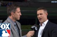Theo Epstein speaks on the Chicago Cubs going to the World Series
