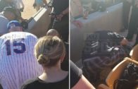 Tim Tebow comforts collapsed fan during Mets Fall League