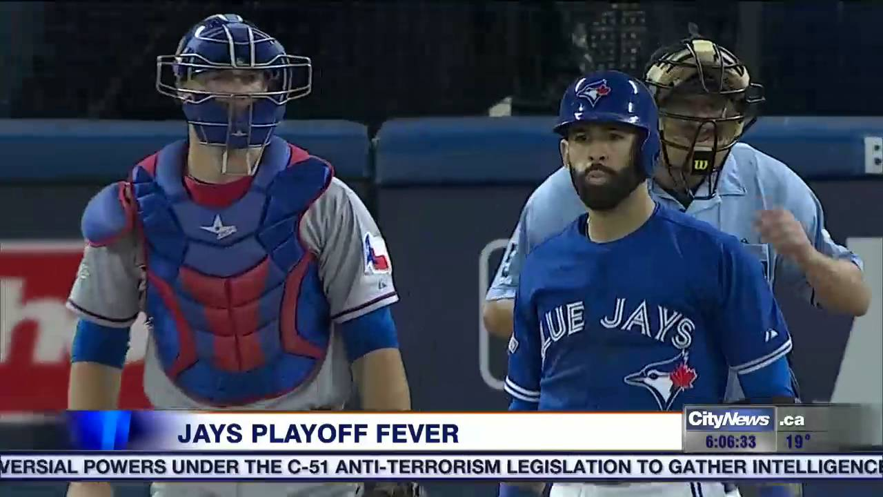 Toronto Blue Jays fans have playoff fever