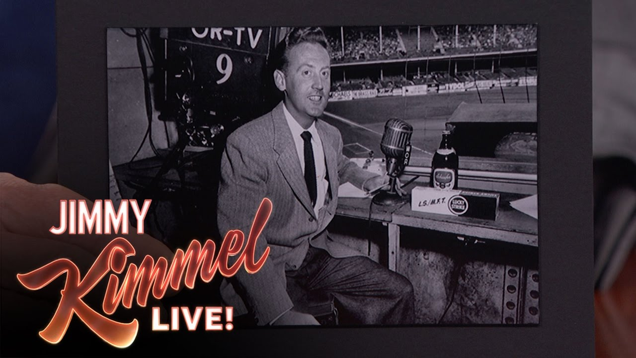 Vin Scully tells of how he fell in love with Baseball