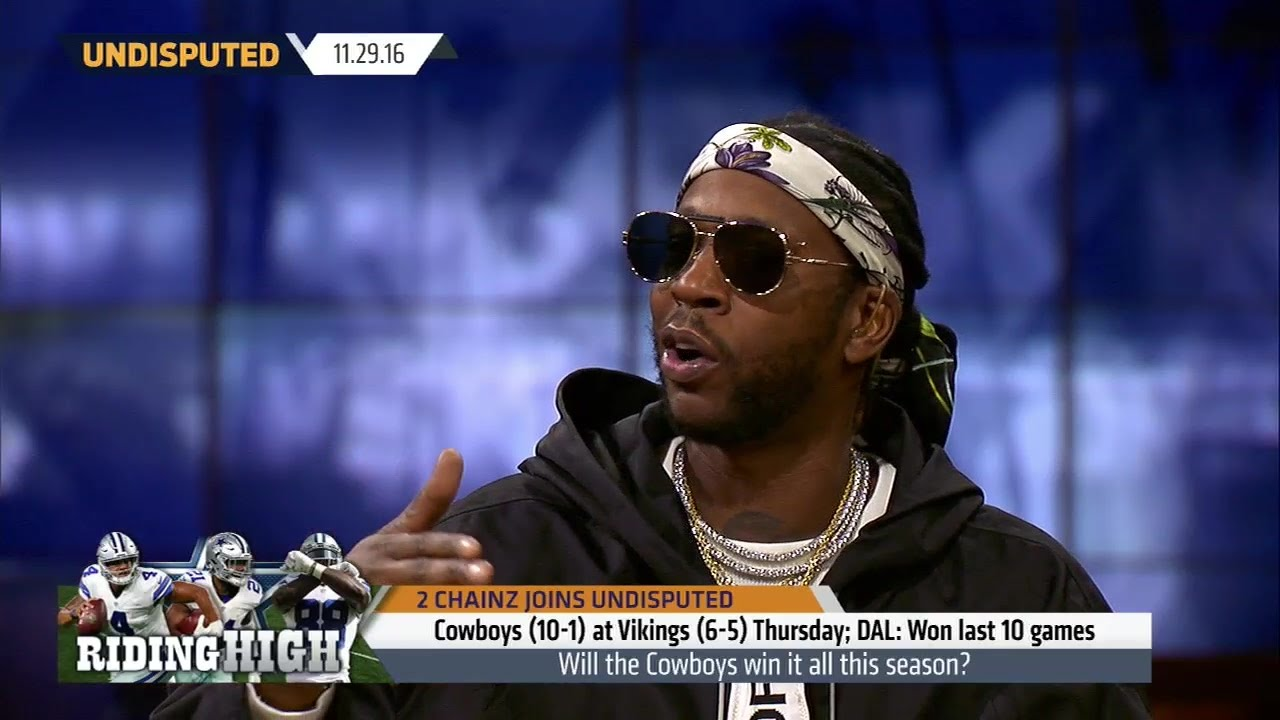 2 Chainz speaks on Cowboys bandwagon fans & if Dallas can win a Super Bowl