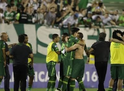 76 people dead in Brazil's Chapecoense Soccer team plane crash