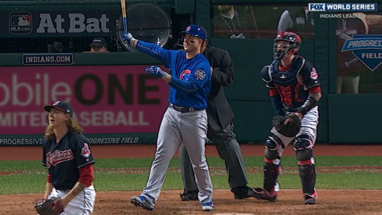Anthony Rizzo smacks two run dagger home run in Game 6