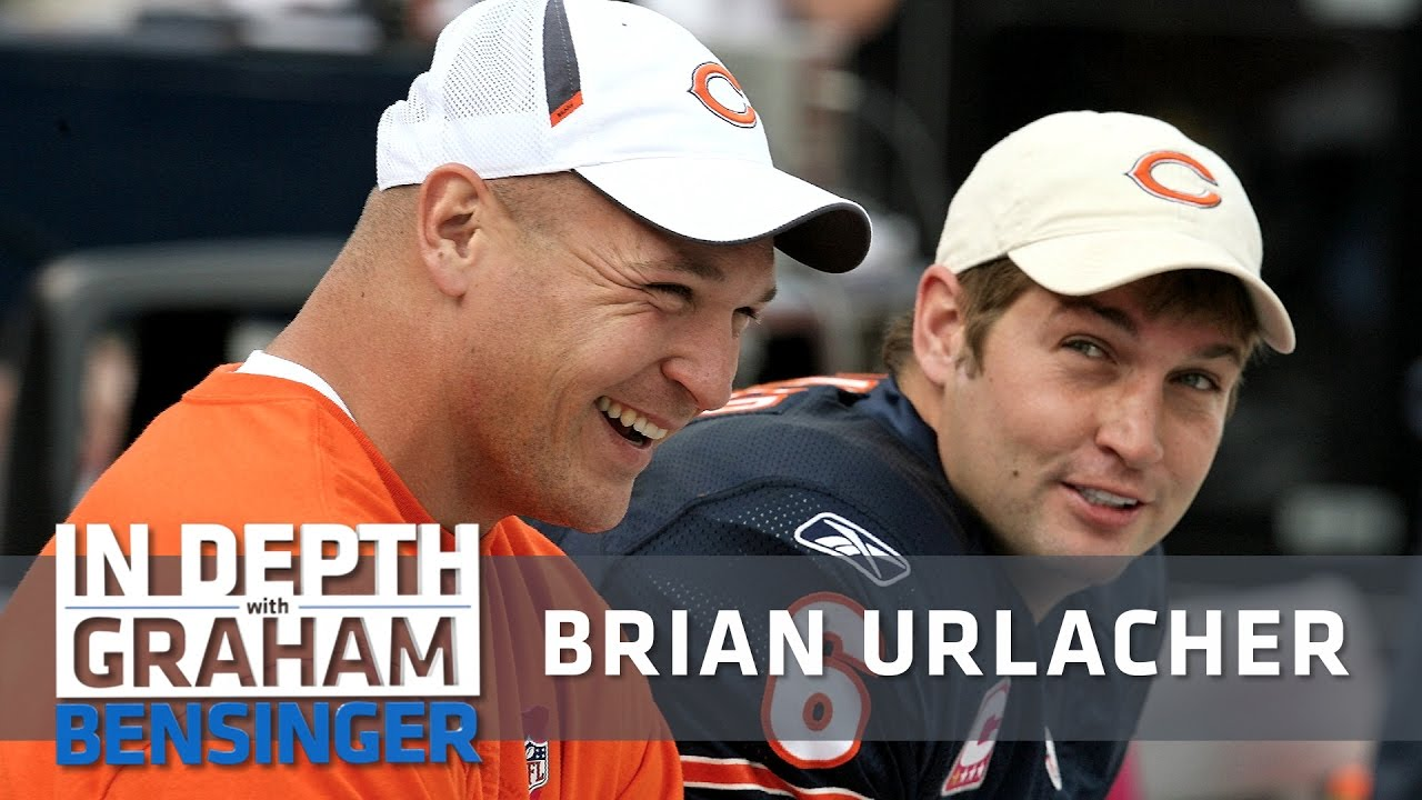 Brian Urlacher says he did not have a close relationship with Jay Cutler
