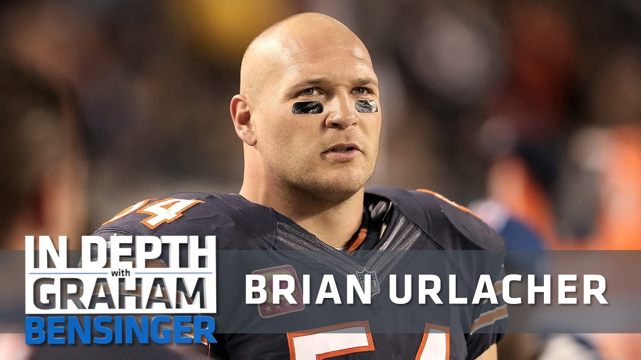 Brian Urlacher says he was disrespected by the Chicago Bears front office