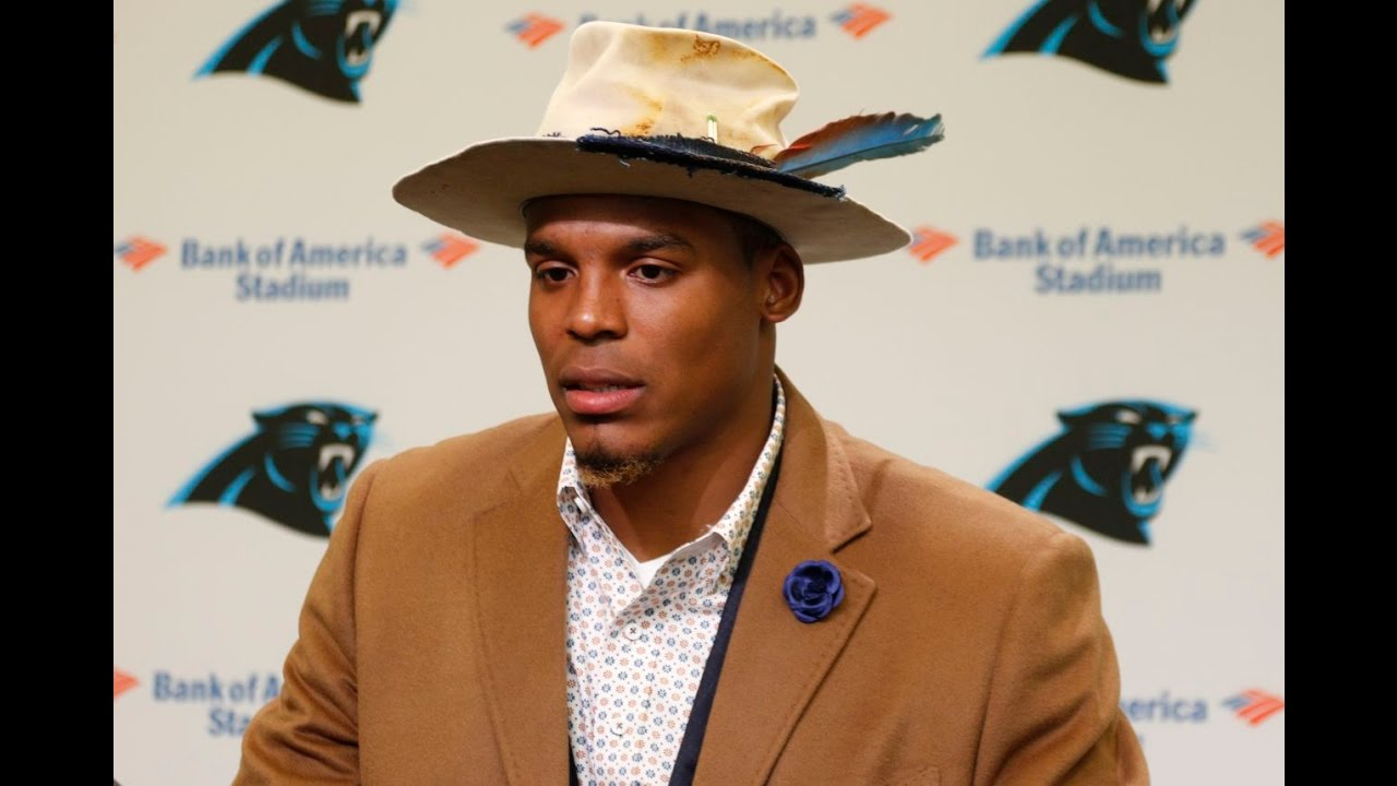 Cam Newton says the Panthers have to keep fighting after victory over Saints